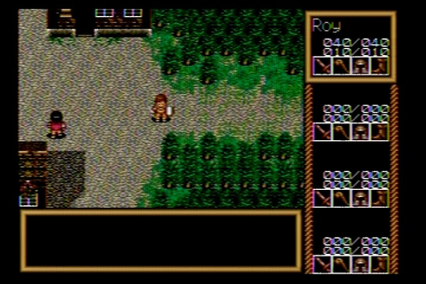 The RPG Consoler: Game #50: Traysia (Genesis) - Dreaming ...