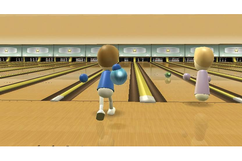 Bowling (Wii Sports) | Nintendo | Fandom powered by Wikia