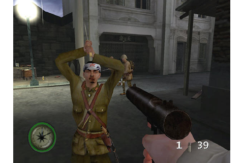 Medal of Honor: Rising Sun review playstation 2 game