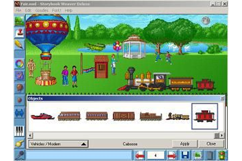 Storybook Weaver computer game | Childhood memories, Call ...