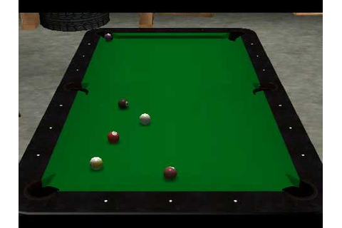 Cool pool game for the iPhone - YouTube