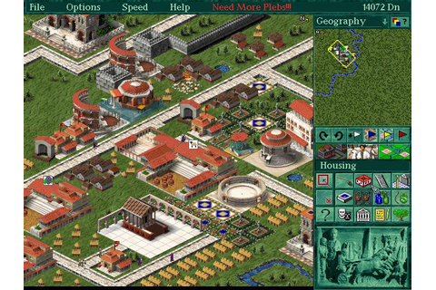 Caesar 2 (1996) - PC Review and Full Download | Old PC Gaming