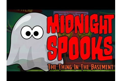 WHAT'S IN THE BASEMENT! | Midnight Spooks (Flash Game ...
