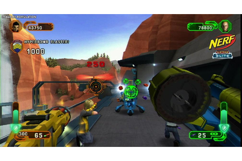 Nerf N-Strike (USA) Nintendo Wii ISO Download | RomUlation