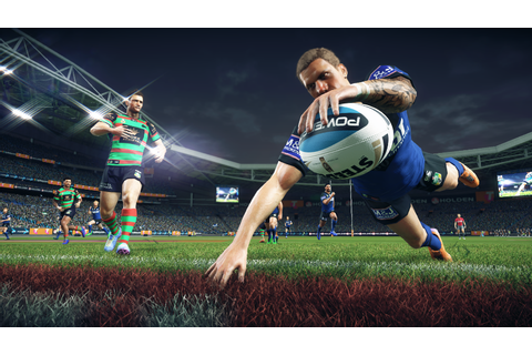 Everything you need to know about Rugby League Live 3, out ...