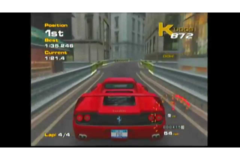 Project Gotham Racing 1: All one vs one (Gameplay) - YouTube