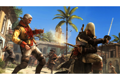 Assassins Creed IV Black Flag PC Game Free Download - COOL ...