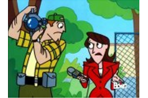 Dexter's Laboratory S01E20 - The Justice Friends- TV Super ...