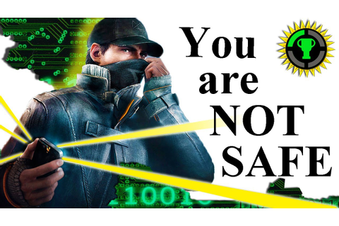Game Theory: Watch Dogs Warning! YOU'RE NOT SAFE! (pt. 1 ...