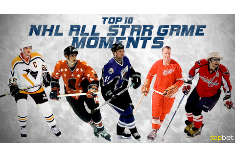 Top 10 NHL All-Star Game and Weekend Moments