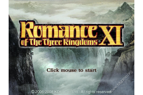 Romance of the Three Kingdoms XI (Tam Quốc Chí 11 ...