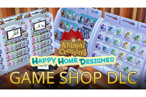 Nintendo Game Shop DLC with Claude - Animal Crossing ...