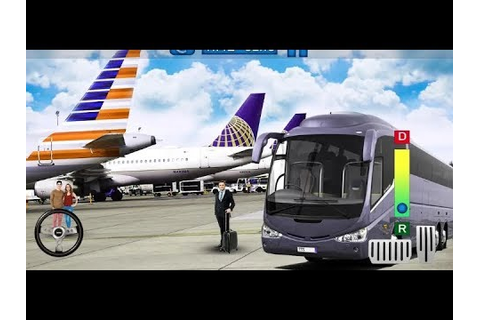 Bus simulator game 2019: airport city driving 3d for ...