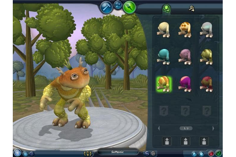 Spore Creature Editor - Download