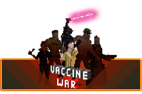 Vaccine War on Steam