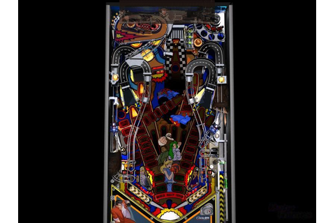Addiction Pinball Download (1998 Arcade action Game)