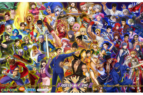 $20 Game of the Week: Project X Zone 2 (Nintendo 3DS ...