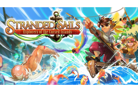 [Alpha Teaser] Stranded Sails - Explorers of the Cursed ...