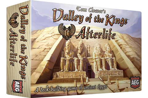 Valley Of The Kings Card Game: Afterlife