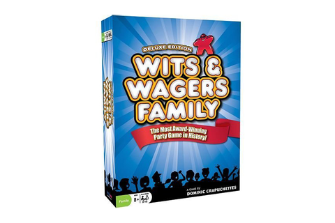 Wits & Wagers Family: Meeplelicious! (seriously) | The ...