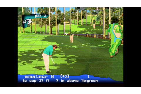PGA Tour 97 ... (PS1) - YouTube
