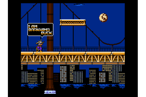 Darkwing Duck Screenshots | GameFabrique