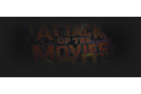 Attack of the Movies 3D - XBOX 360 - Onde comprar ...