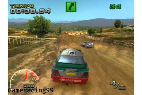 WRC Arcade - Gameplay - [PSX] HD - YouTube