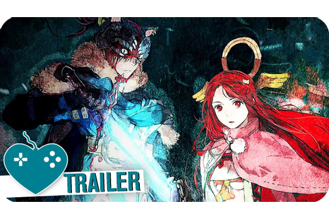 I AM SETSUNA Gameplay Trailer (2016) PS4, PC, PS VITA ...