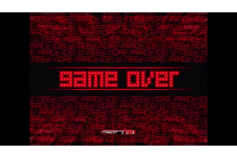 [EZ2DJ : BErA] GAME OVER - YouTube