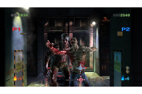 House of the Dead 4 (PS3 / PlayStation 3) Game Profile ...