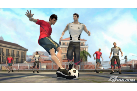 FIFA Street 3 Screenshots, Pictures, Wallpapers ...