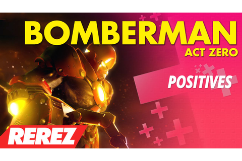 The Worst Bomberman Game Ever - Bomberman: Act Zero (Ft ...