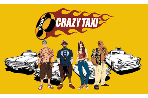 SEGA Releases A Free To Play Port of Crazy Taxi On iOS ...