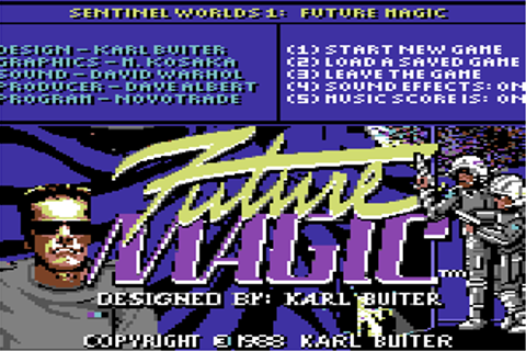 Download Sentinel Worlds I: Future Magic - My Abandonware