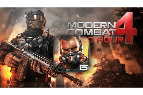 Download And Install Modern Combat 4 Zero Hour APK On Android