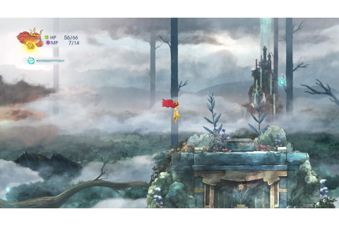 Child Of Light Is A Love Letter To Fables And JRPGs ...