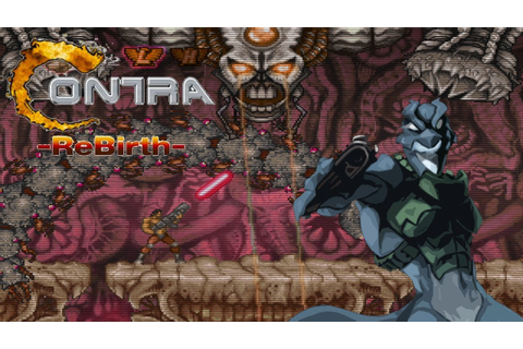 Contra ReBirth for Nintendo Wii from Konami - YouTube