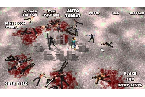 Yet Another Zombie Defense Free Download Game