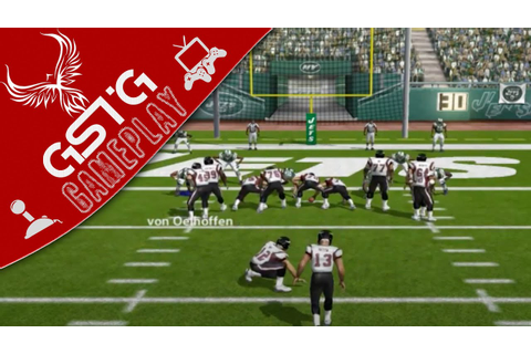 Madden NFL 07 [GAMEPLAY by GSTG] - PC - YouTube