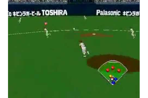 Power League Baseball 64 Gameplay - YouTube