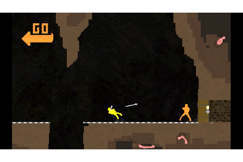 Nidhogg (Game Review) – cublikefoot
