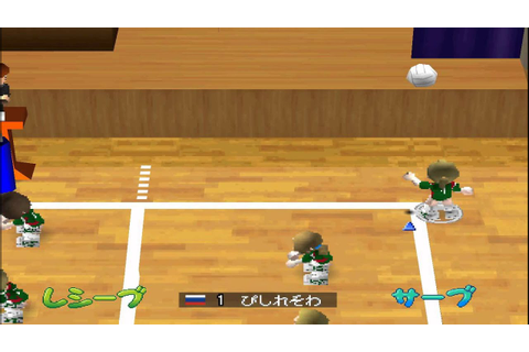[PSX] Waku Waku Volley - YouTube