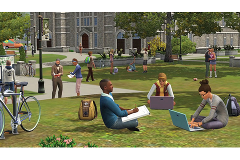 The Sims 3 University Life (Video Game Review) - BioGamer Girl