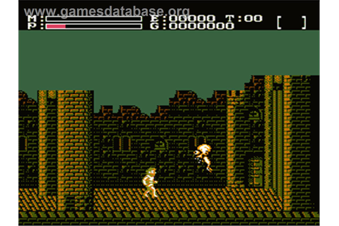 Faxanadu - Nintendo NES - Games Database
