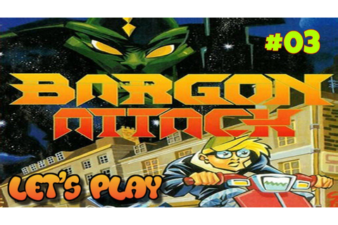 Bargon Attack [DECOUV] PC (part 3) | Pc parts, Video game ...