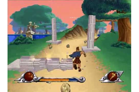 Disney's Hercules Action Game LongPlay (Pc Game) - YouTube