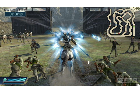 Dynasty Warriors Next ad-hoc co-op, mini-games detailed ...