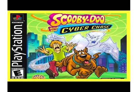 Scooby-Doo and the Cyber Chase Game Review (PS1) - YouTube