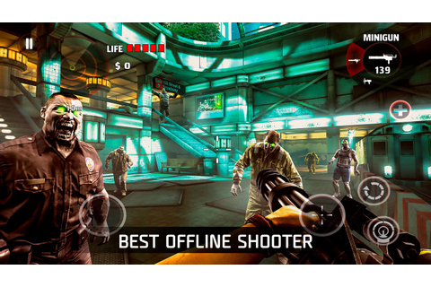 DEAD TRIGGER - Offline Zombie Shooter for Android - APK ...